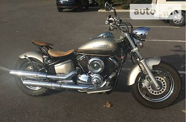 Yamaha Drag Star 1100 2002