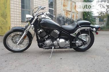 Yamaha Drag Star 650 2012