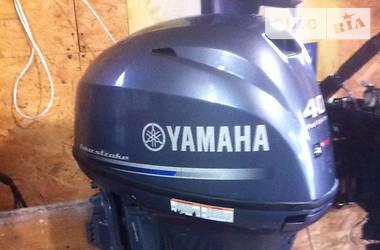 Yamaha F 40 2012