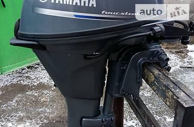 Yamaha F 20BE 2015