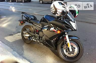 Yamaha Fazer  FZ6R 2009