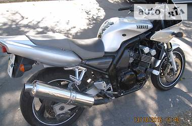 Yamaha Fazer 400 2002