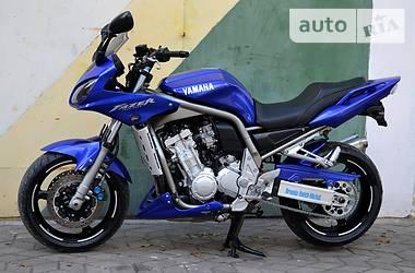 Yamaha Fazer 1000 2002