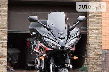 Yamaha Fazer FZ600 S2 Fazer 2010