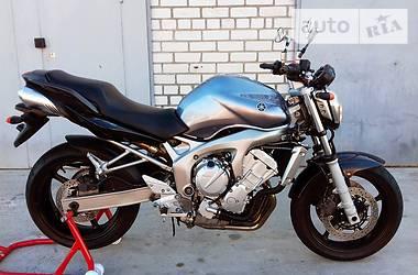 Yamaha Fazer N 2006