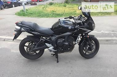 Yamaha Fazer FZ6S S2 2008
