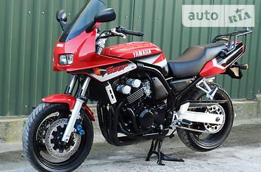 Yamaha Fazer FAZER 600FZS LIMITED 2001