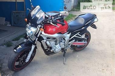 Yamaha Fazer  2004