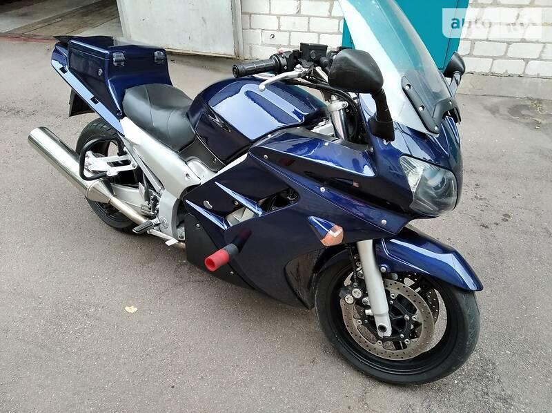 Yamaha FGR