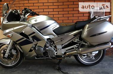 Yamaha FJR  2009