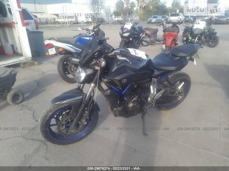 Yamaha FZ 10