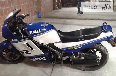 Yamaha FZ  1989