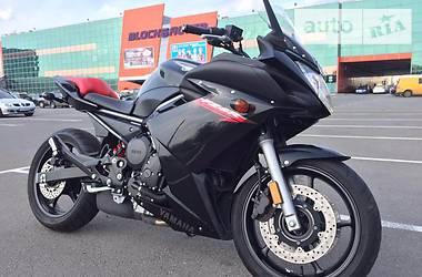 Yamaha FZ FZ6R (Diversion) 2009