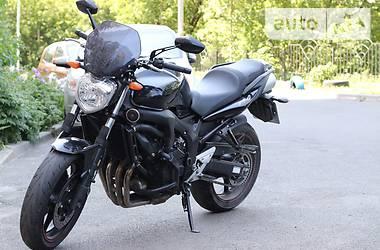 Yamaha FZ S2 2008