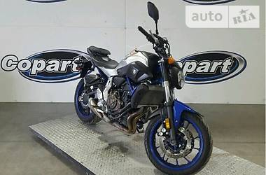 Yamaha FZ 07C 2016