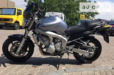 Yamaha FZ FZ-6 2006