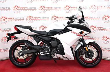 Yamaha FZR FZ6R 2012