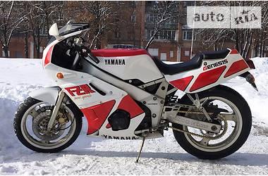 Yamaha FZR  1986