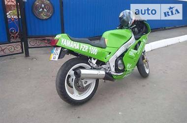 Yamaha FZR  1991