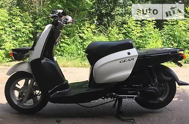 Yamaha Gear 4T FI 2010