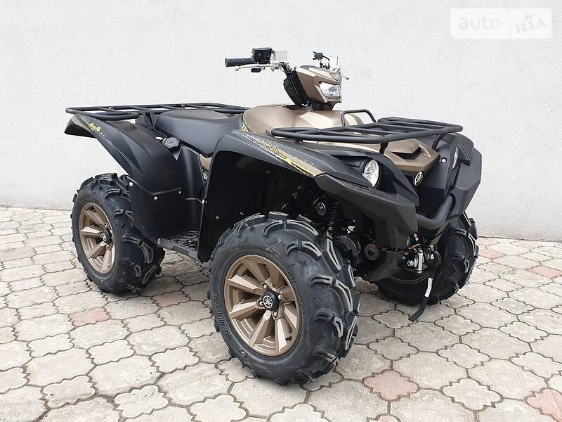 Yamaha Grizzly 700 FI