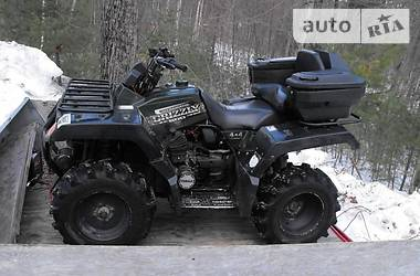 Yamaha Grizzly 600 2004