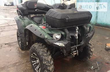 Yamaha Grizzly 4x4 2008