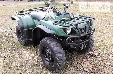 Yamaha Grizzly 350 4x4 2013
