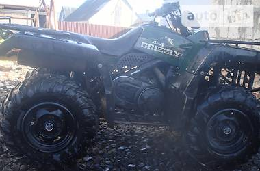 Yamaha Grizzly  2002