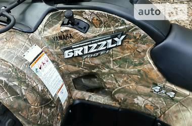Yamaha Grizzly 700 FI 2015