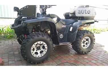 Yamaha Grizzly 700 EFI EPS 2008