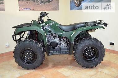 Yamaha Grizzly 350 2017