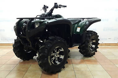 Yamaha Grizzly 700 2012