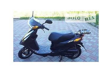 Yamaha Jog SA36-J 2008