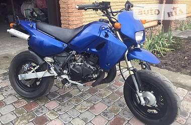 Yamaha Jog KAWASAKI 100 2013