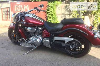 Yamaha MidNight Star XV1900 Deluxe 2014