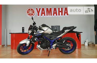 Yamaha MT MT-320 2016