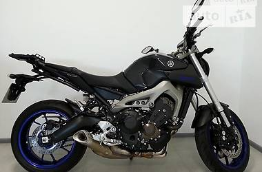 Yamaha MT мт 09 2015