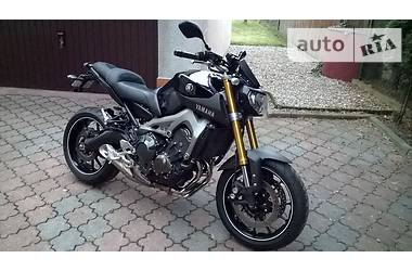 Yamaha MT  2014