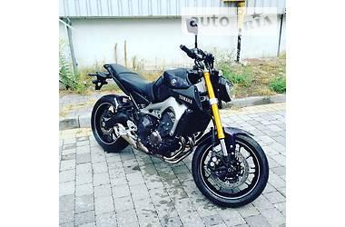 Yamaha MT 09 ABS 2014