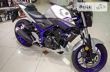 Yamaha MT 03ABS 2016