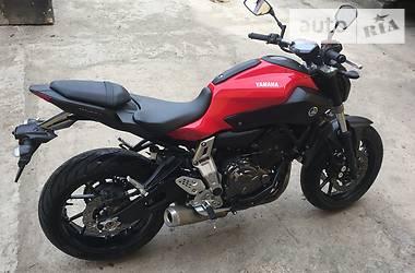 Yamaha MT -07 ABS 2014