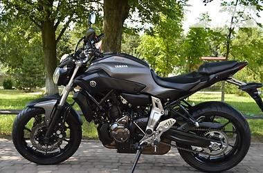 Yamaha MT ABS 2016