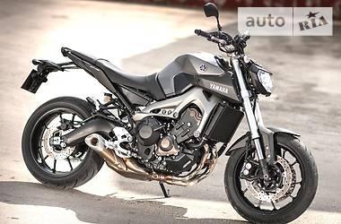 Yamaha MT  2015