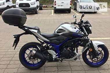 Yamaha MT -03 2016