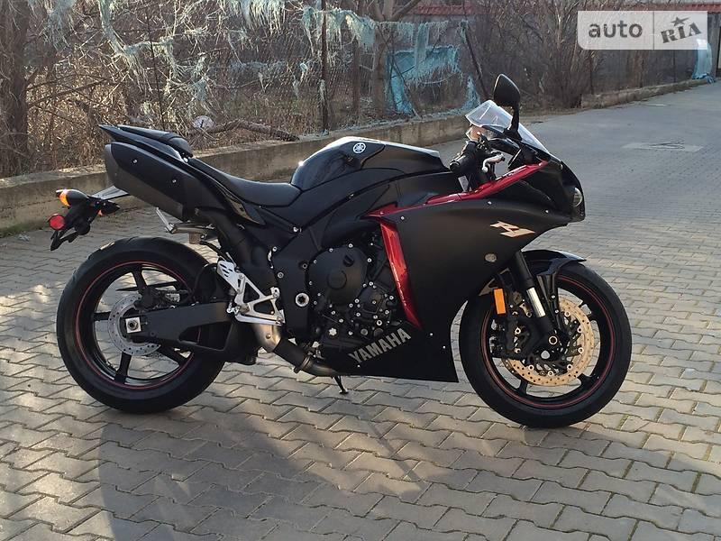 Технические характеристики мотоцикла Yamaha YZF-R1