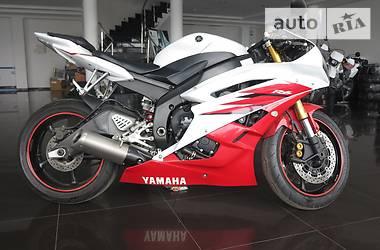 Yamaha R6 600 2006
