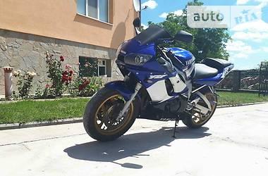 Yamaha R6 600кб 2002