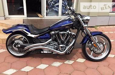 Yamaha Rider XV1900 Custom 2014
