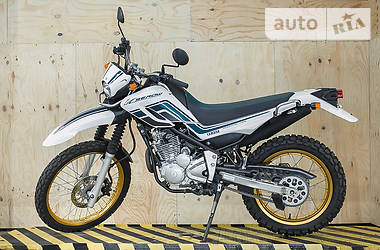 Yamaha Serow  2006